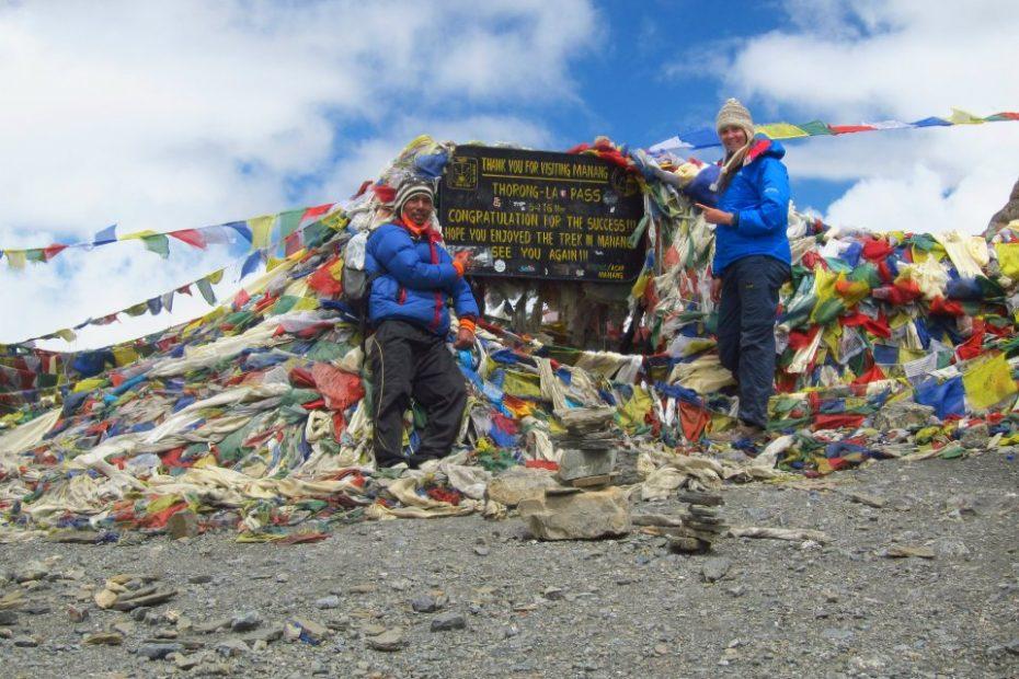 Thorong La Pass – Annapurna Circuit