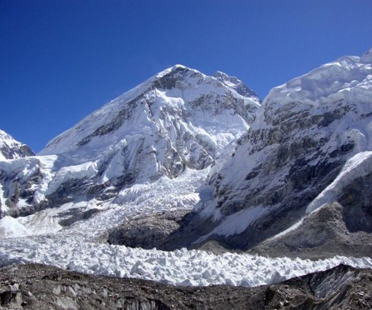 mt everest 8848 m