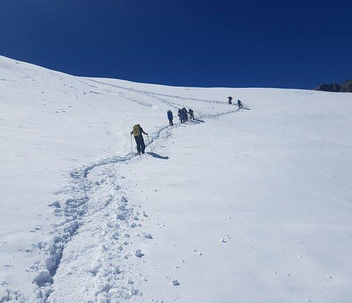 chulu peak climbing
