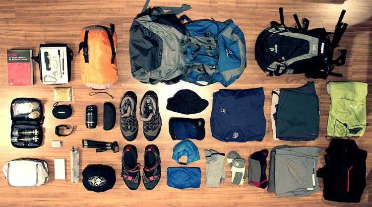 trekking gears